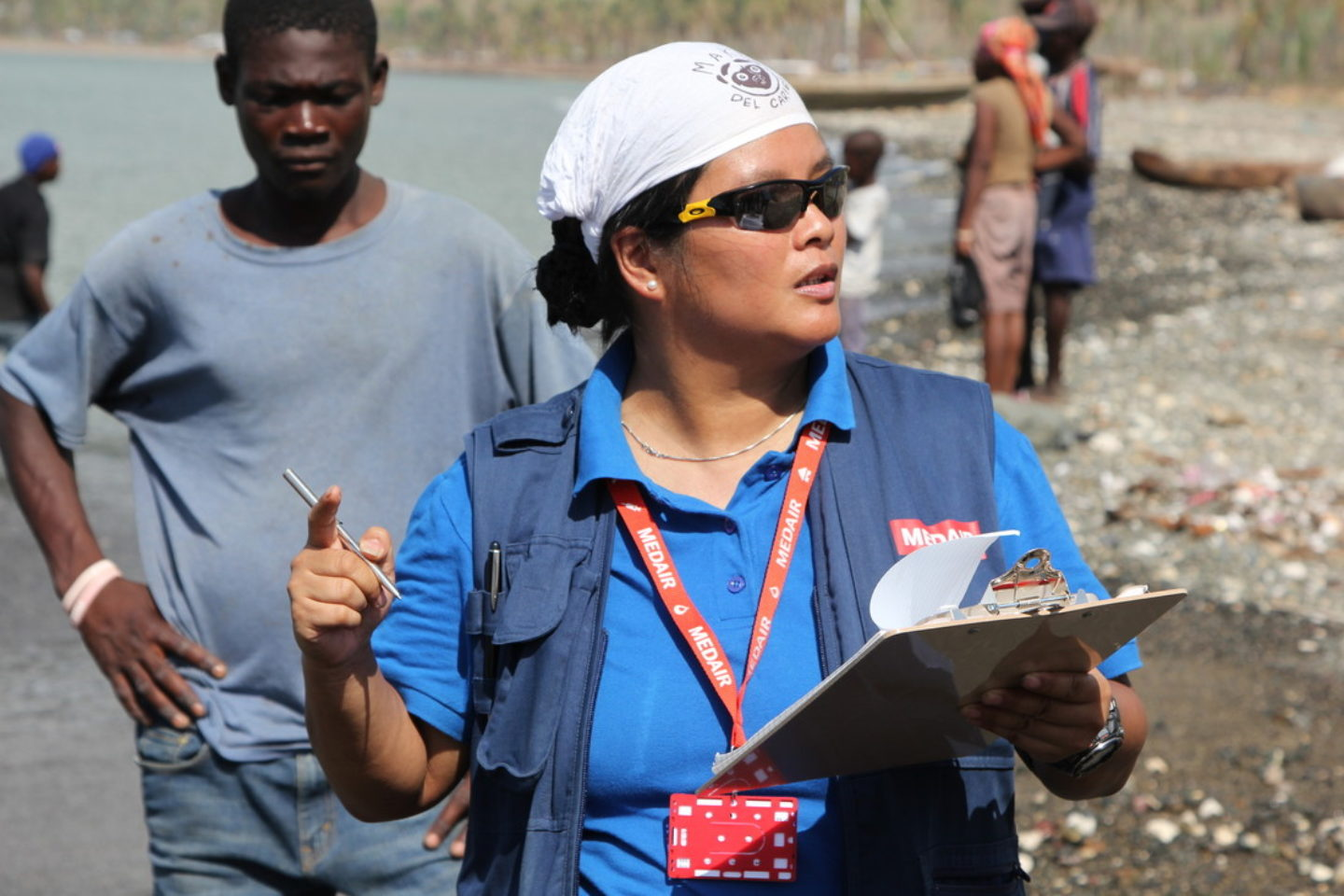 DR Congo: Finding a way to reach the most vulnerable   MEDAIR