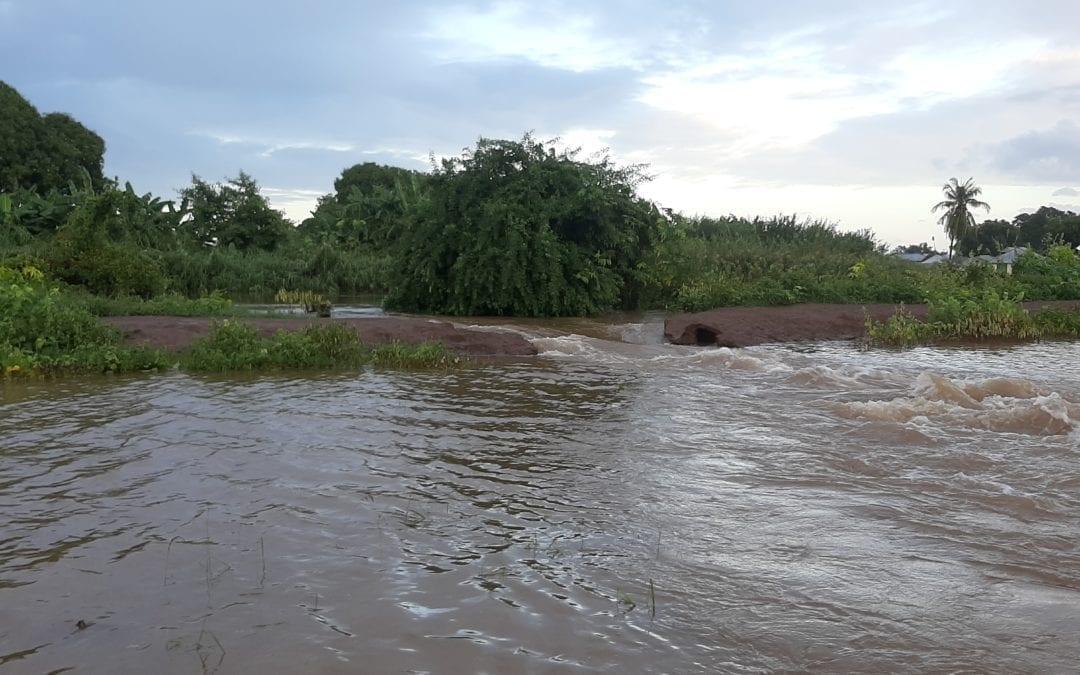 Ontheemde families in Somalië nu getroffen door overstromingen